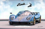 Pagani Zonda S Roadster TopCar 1