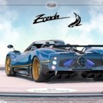 Pagani Zonda S Roadster TopCar 2