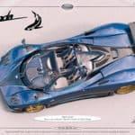 Pagani Zonda S Roadster TopCar 3