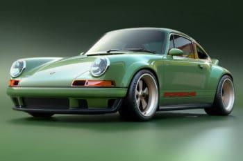 Porsche 911 DLS Singer 1
