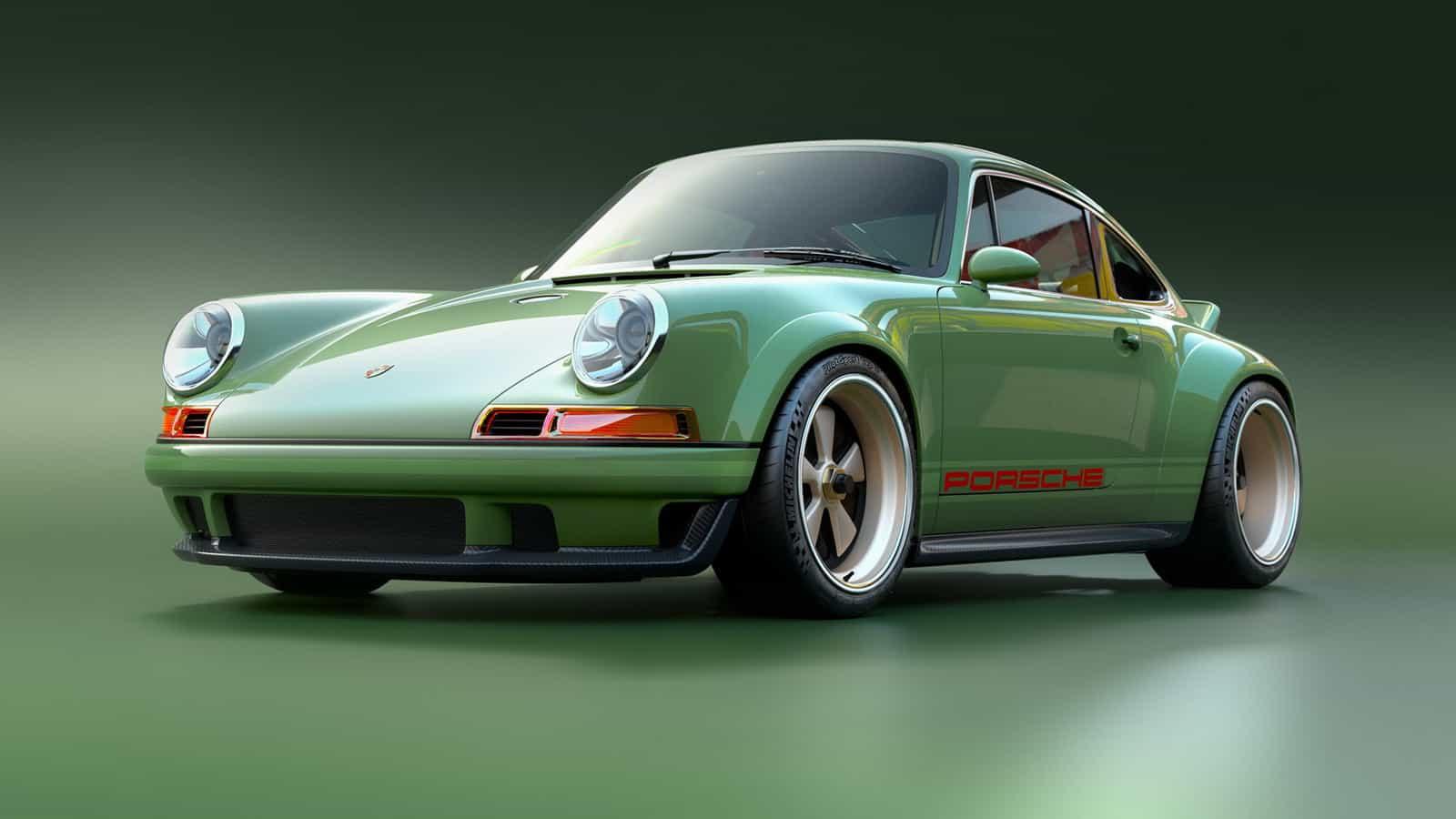 Porsche 911 DLS Singer