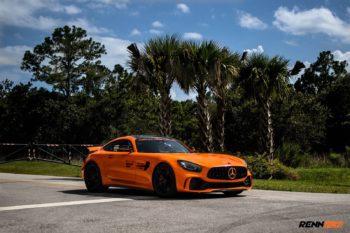 Renntech Mercedes-AMG GT 1