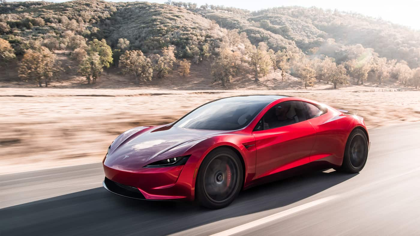 the all new tesla roadster will take you on a wild ride. Black Bedroom Furniture Sets. Home Design Ideas