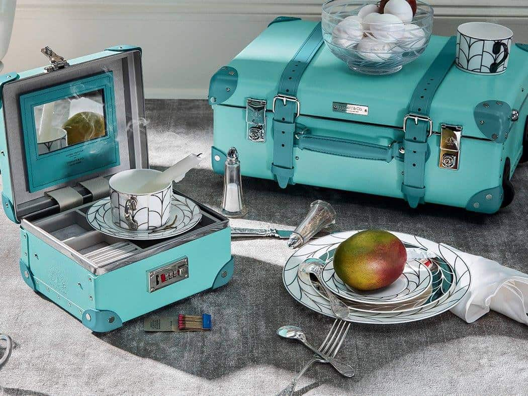 Tiffany Amp Co Introduced A Stunning Home Amp Accessories