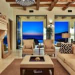 Zuma Beach Tuscan villa 8