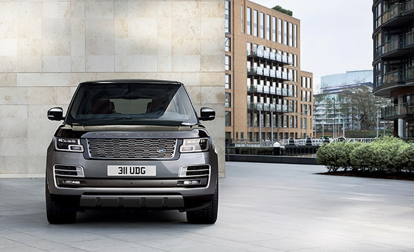 Check out the Luxurious 2018 Range Rover SVAutobiography