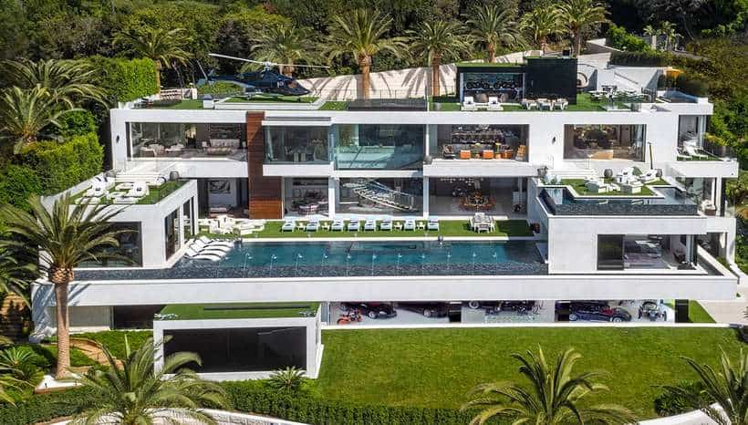 250 million Bel-Air Pad
