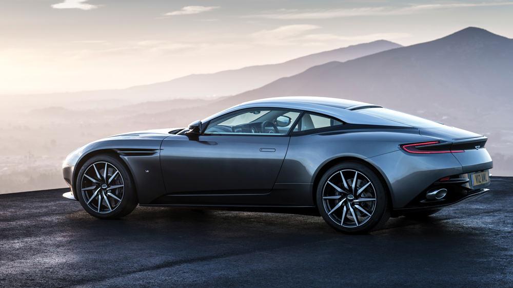 Aston Martin Rosewood