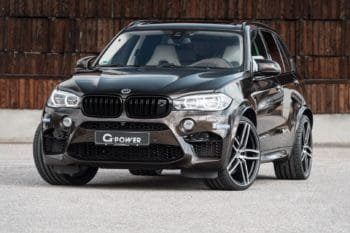 BMW X5 M G-Power 2