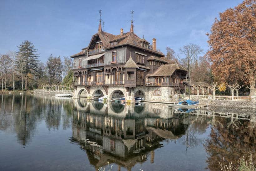 Chateau de Promenthoux