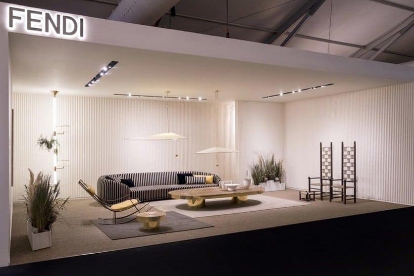 Chiara Andreatti & Fendi Casa