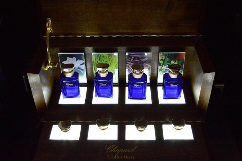 Chopard cannes film festival perfumes