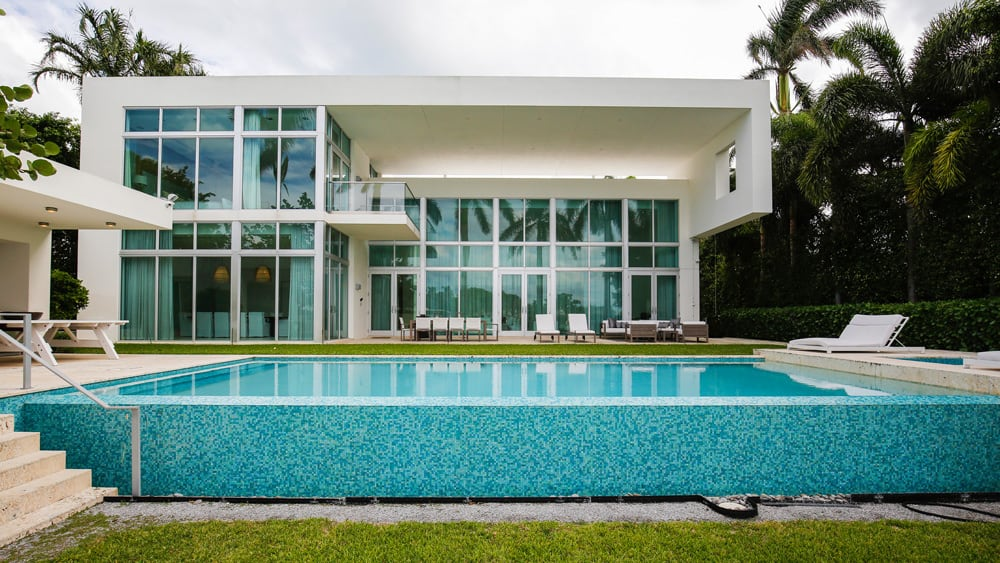 Chris Bosh miami home