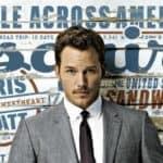 Chris Pratt Esquire