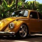 Chris Pratt VW Beetle