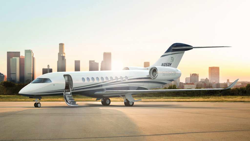 Citation Hemisphere Jet