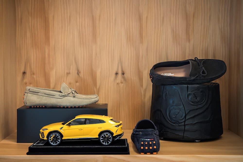 Collezione Automobili Lamborghini Urus