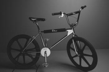 Dior Homme x Bogarde BMX 1