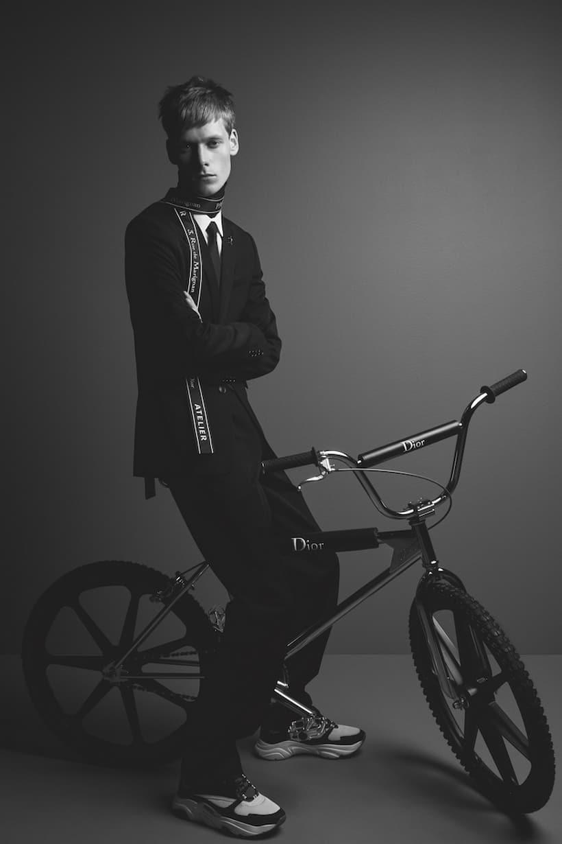 Dior Homme x Bogarde BMX