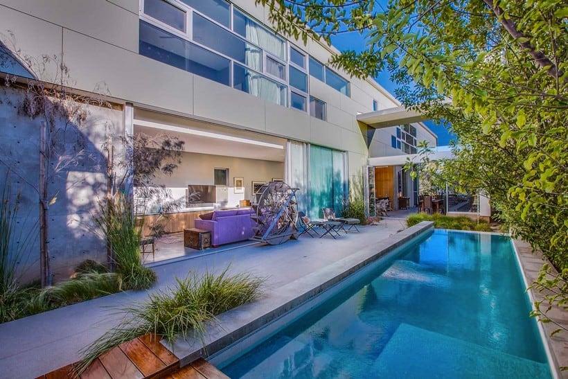 Emilia Clarke house Venice Beach