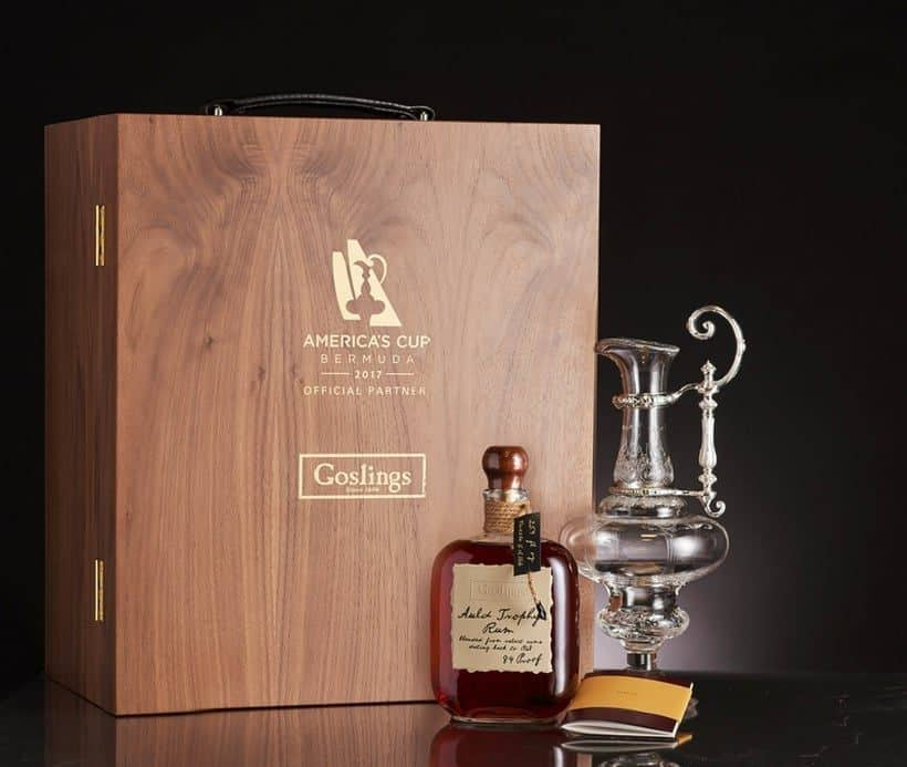 Goslings' The World's Most Exquisite Rum Package
