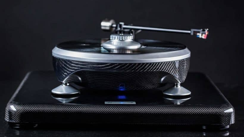 Grand Prix Parabolica Turntable<