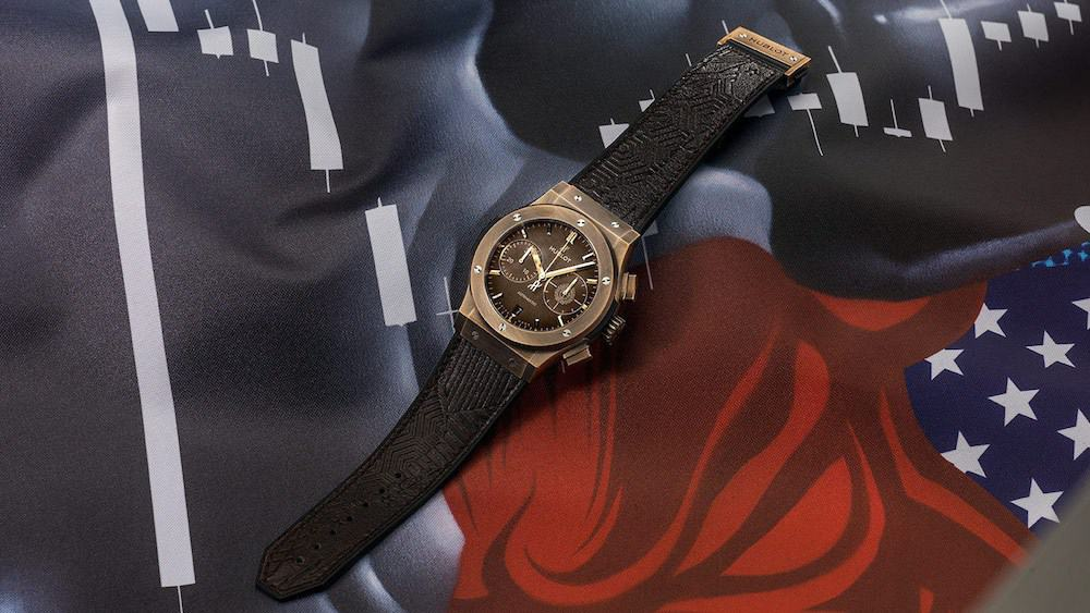 Hublot Fame vs. Fortune