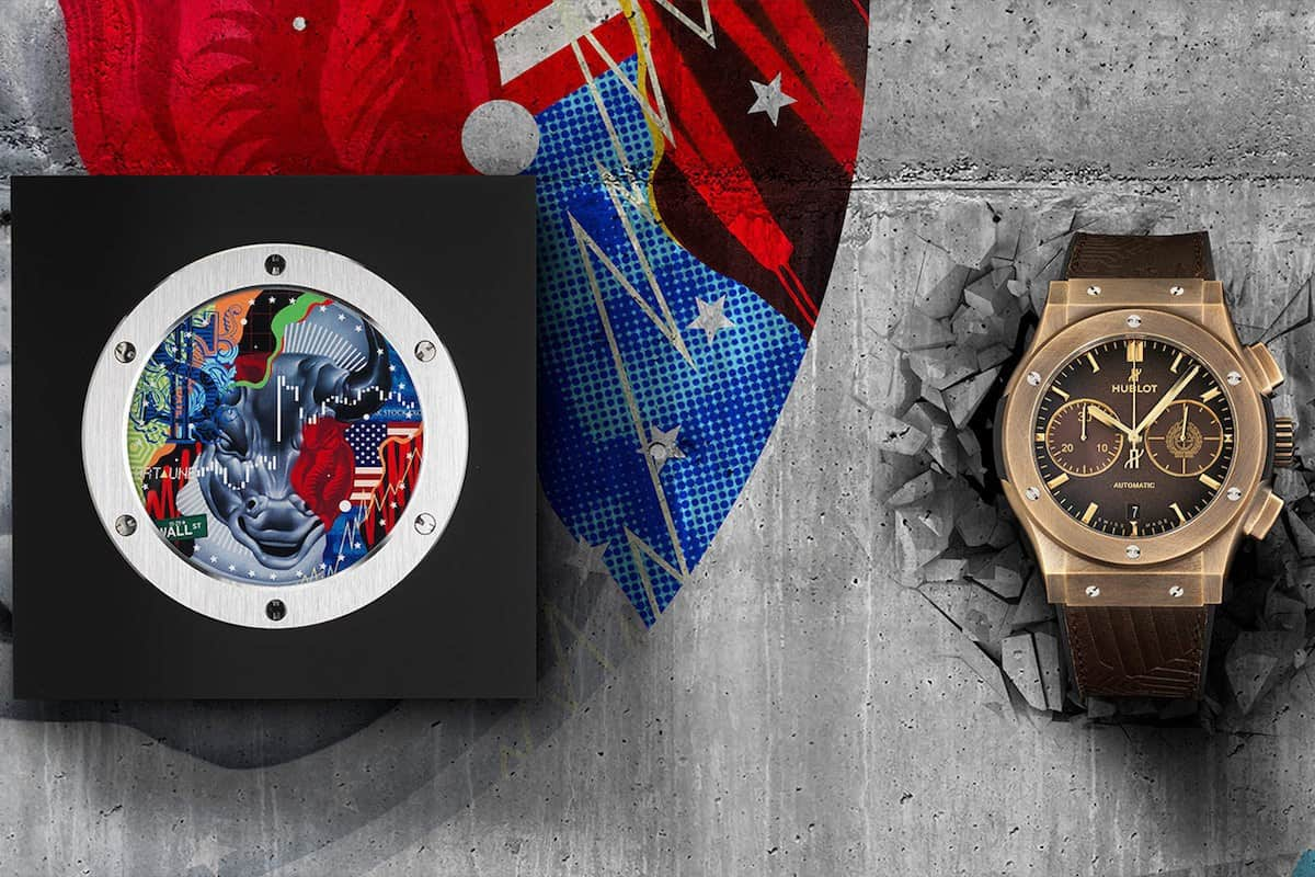 Hublot Puts It All Into Perspective With Fame vs. Fortune