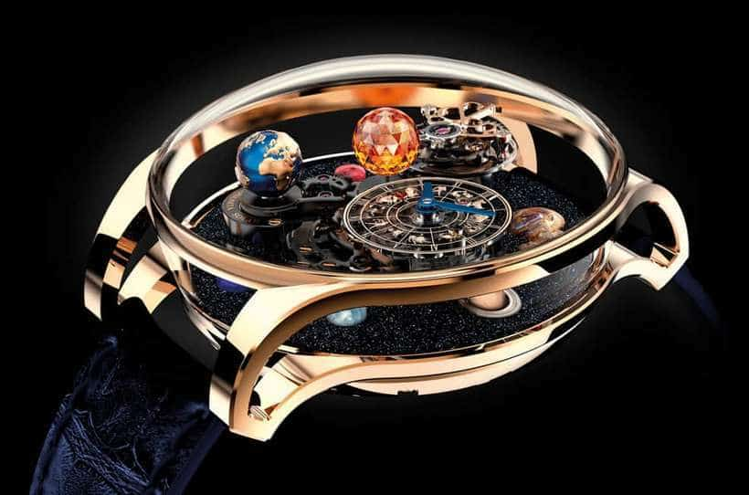 Jacob & Co. Astronomia Solar