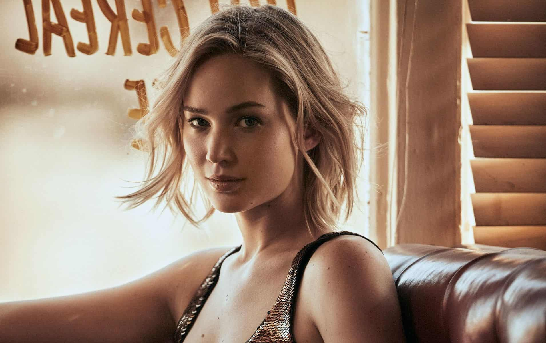 Jennifer Lawrence early life