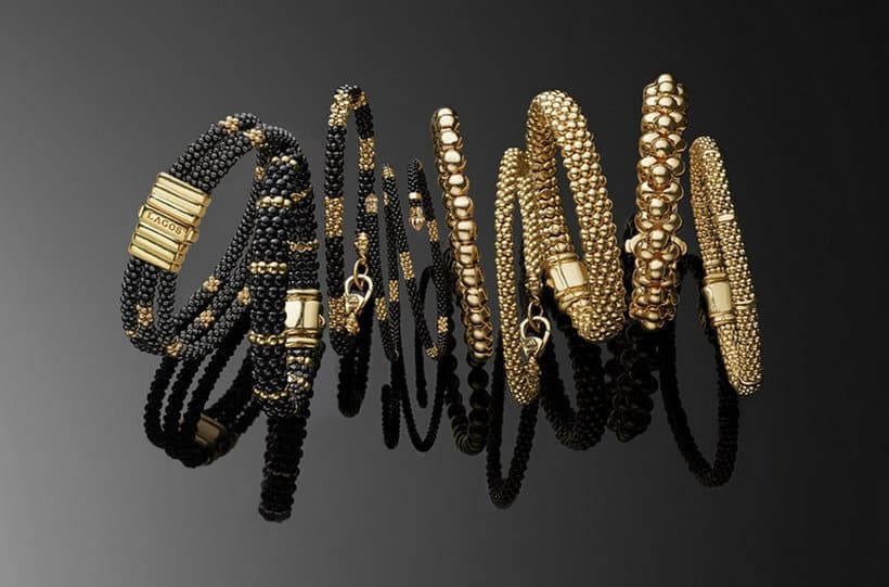 Caviar Gold Collection by Lagos