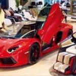 Lamborghini x Bodyfriend 2