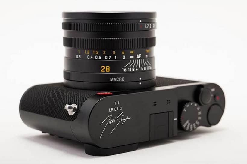 Leica Nikki Sixx Edition