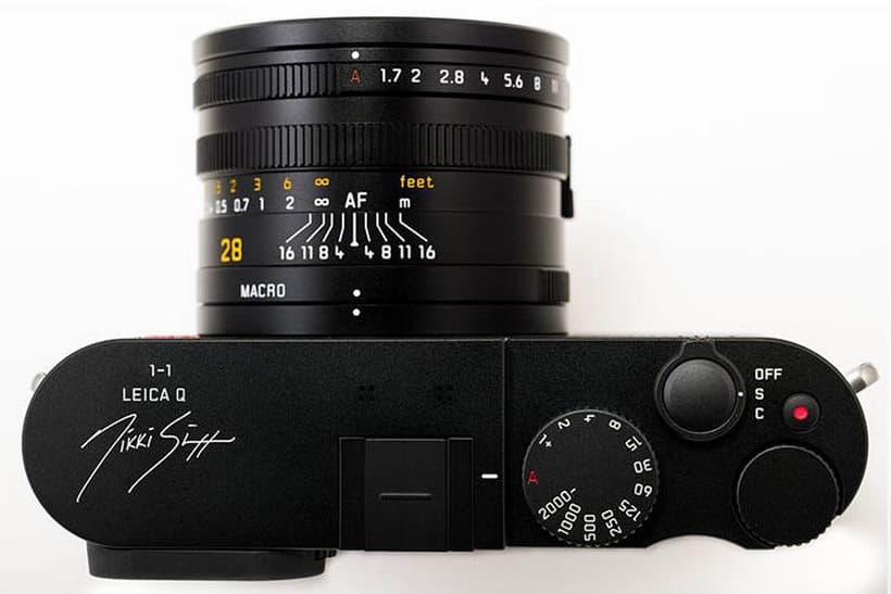 Leica Nikki Sixx Edition 4