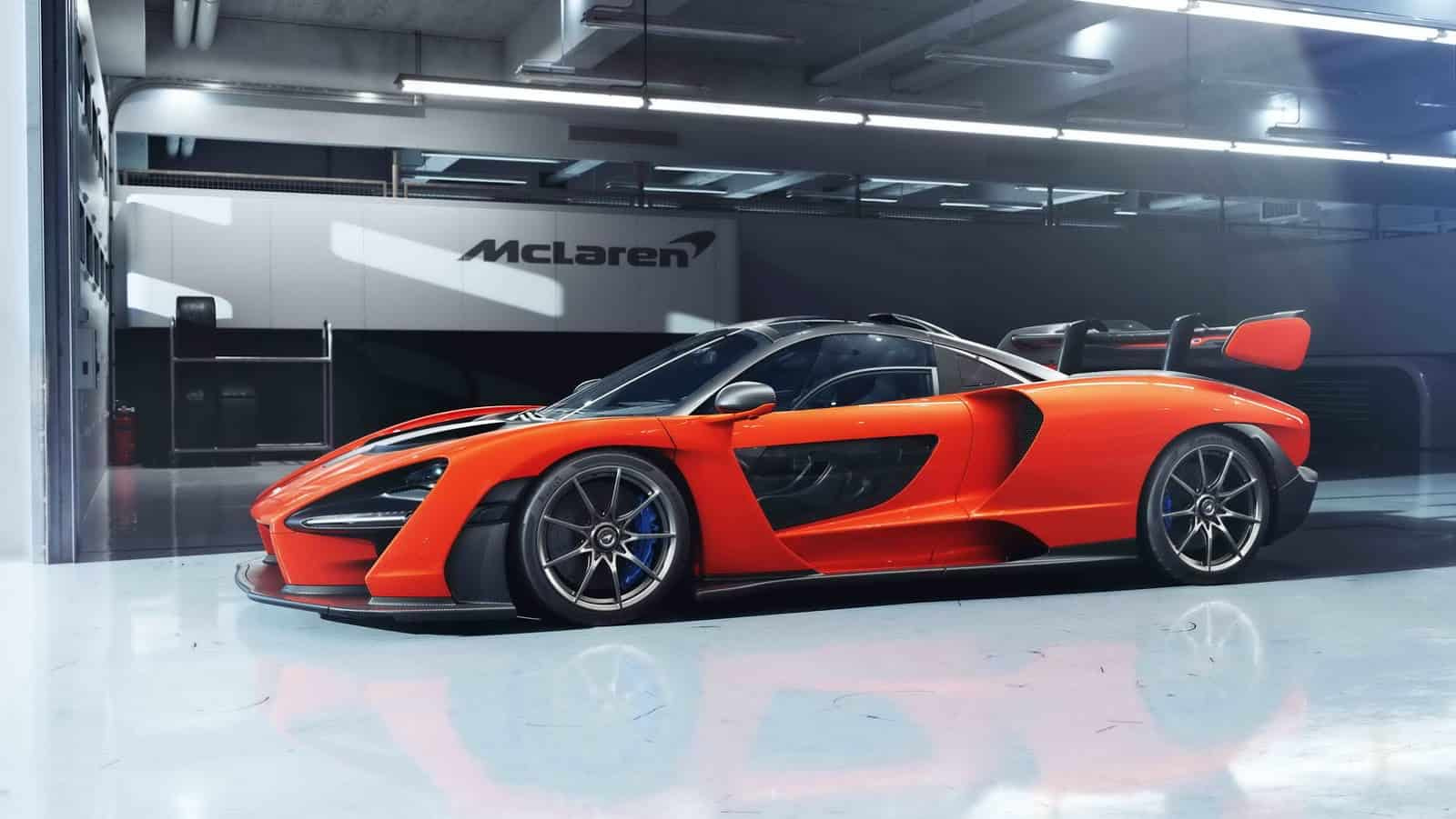 The McLaren Senna is a Devastating 789 HP Street-legal Track Beast