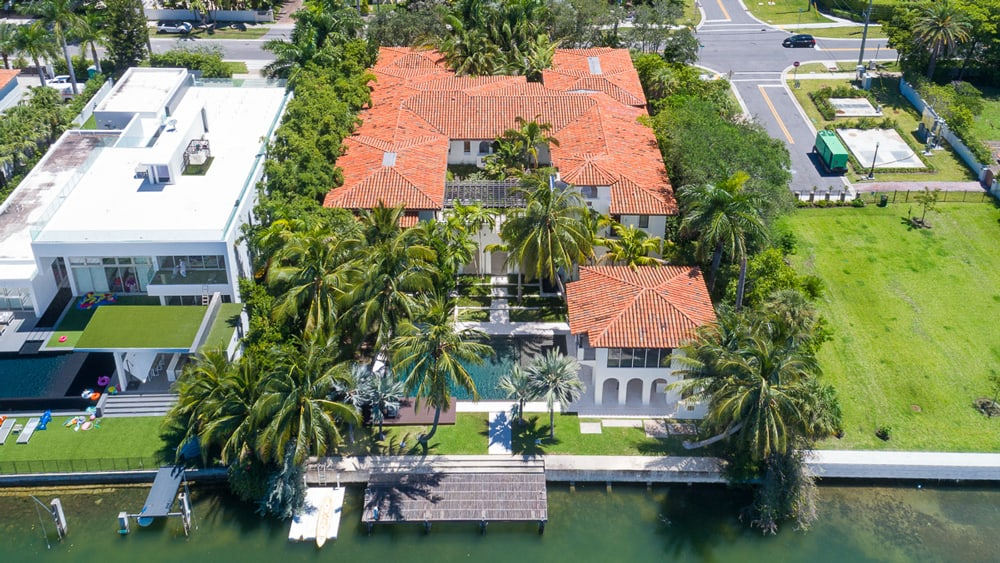 This Miami Beach Mansion Could Be Yours