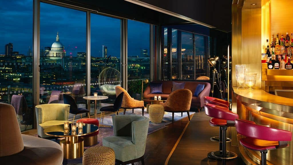 Mondrian London at Sea Containers 10
