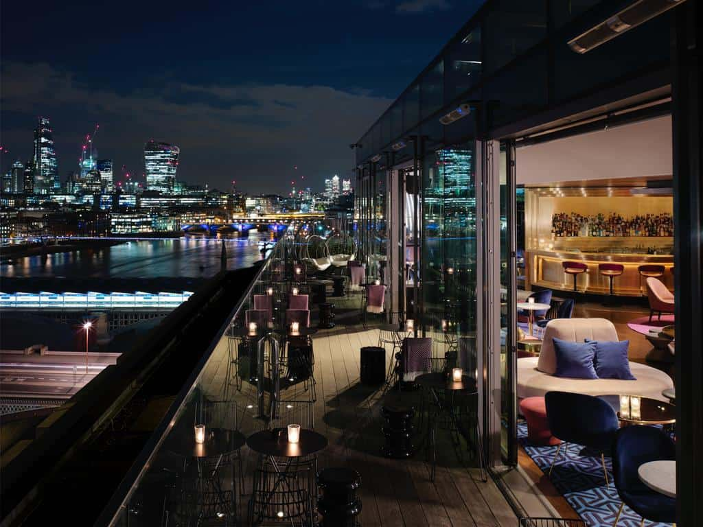 Mondrian London at Sea Containers 17