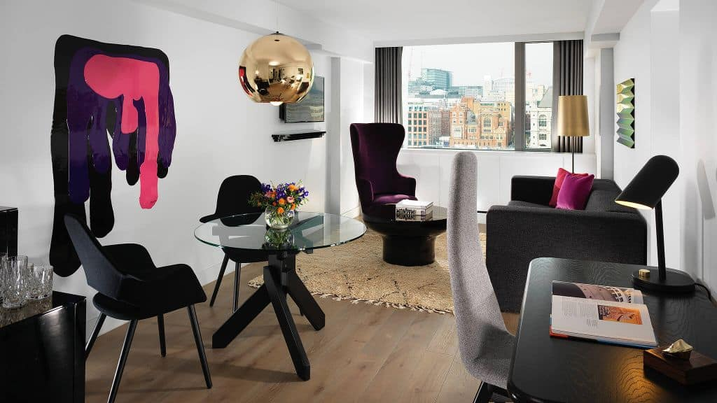 Mondrian London at Sea Containers 8