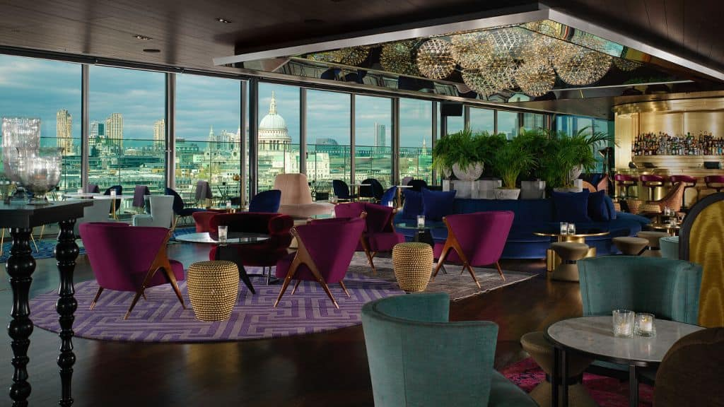 Mondrian London at Sea Containers 9