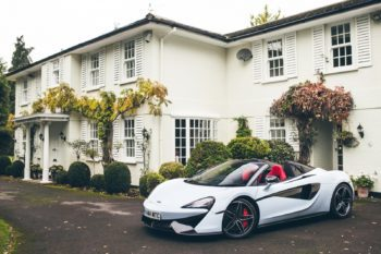Muriwai White McLaren 1