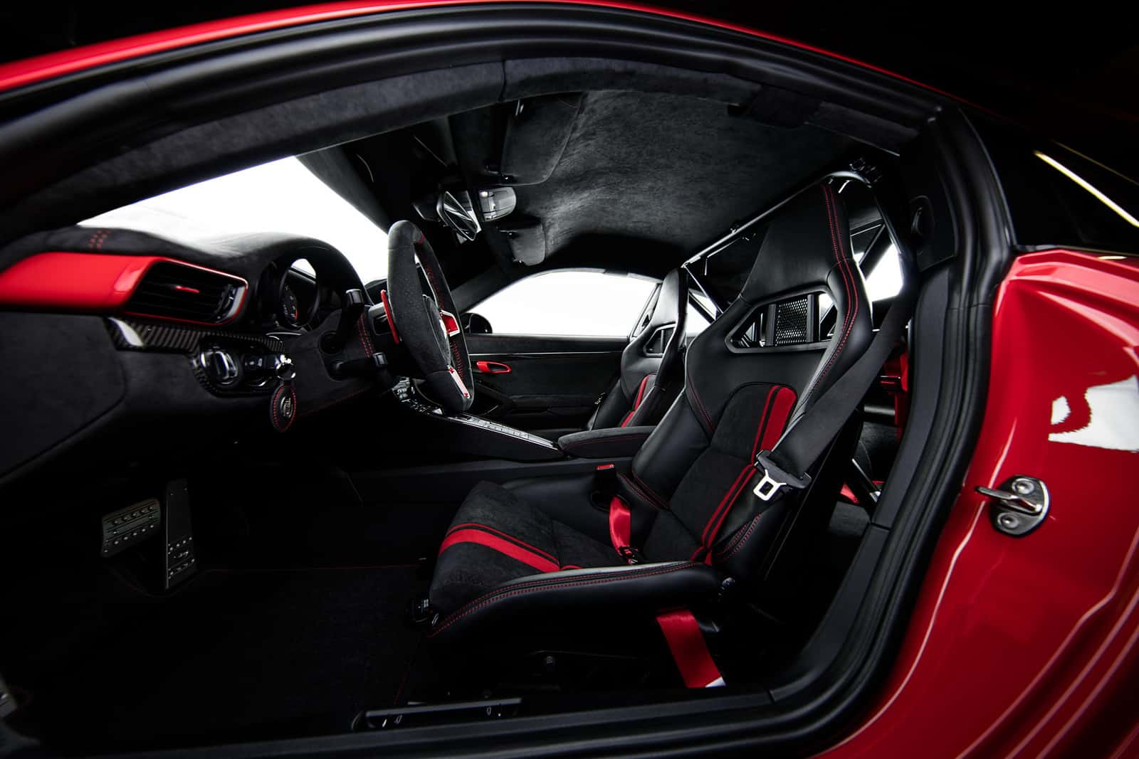 Porsche 911 GT3 TechArt 13