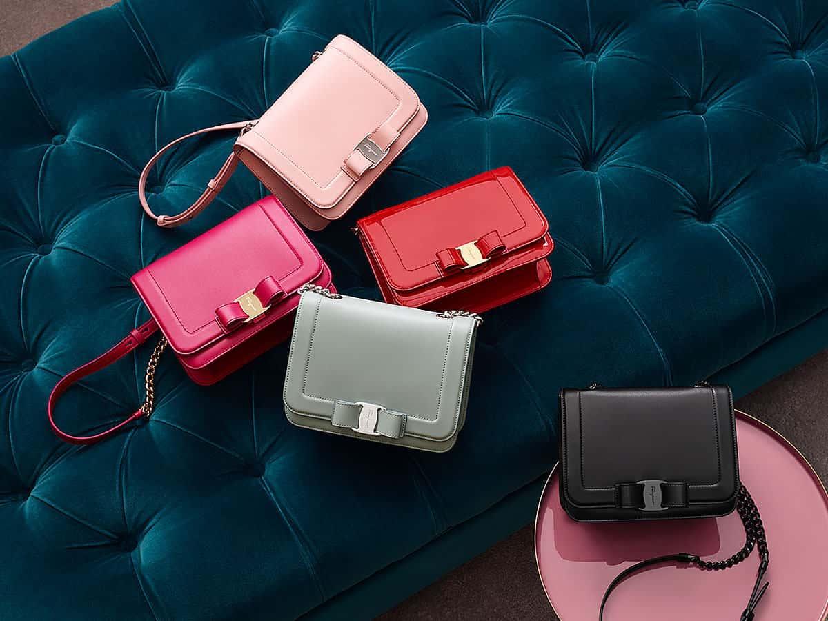 Vara Rainbow Bags