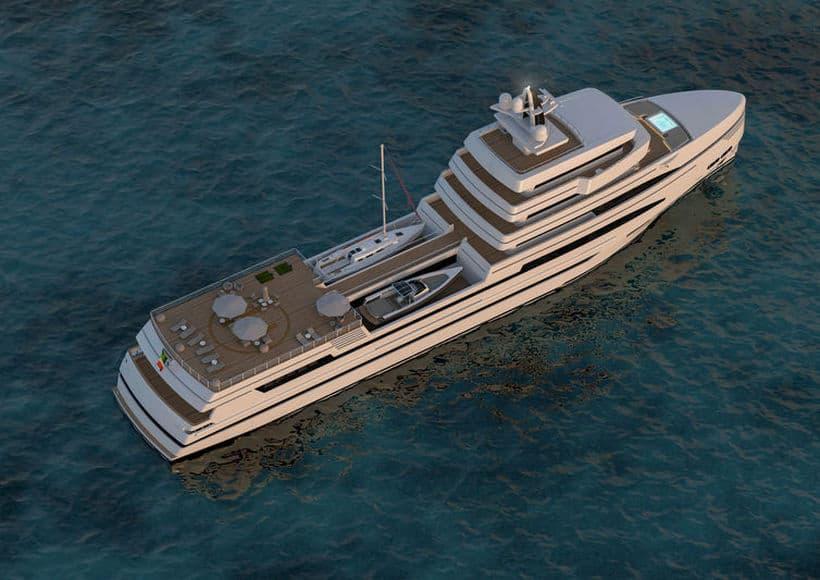 Rosetti Rolls Royce Yacht
