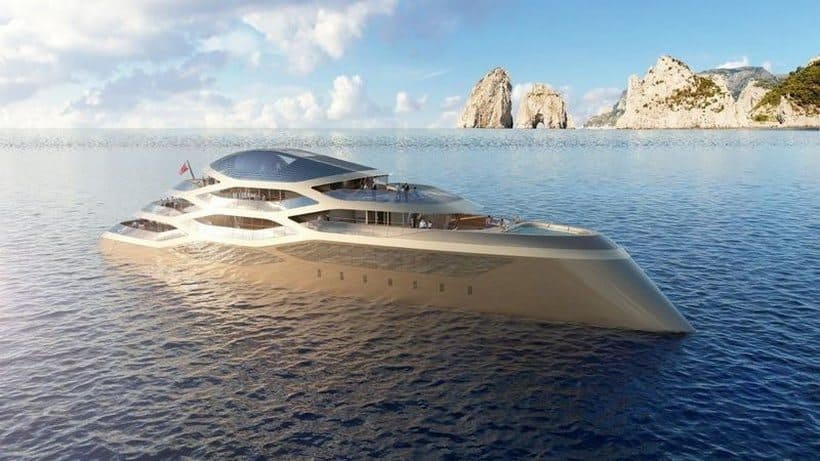 10 Extraordinary Superyachts Unveiled in 2017