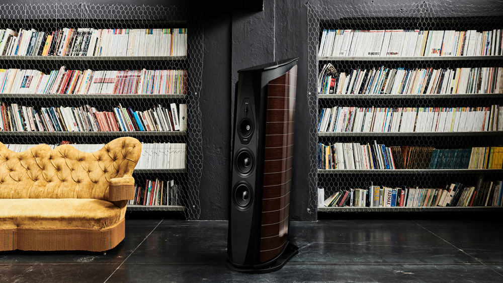 Sonus Faber Aida Will Make Your Eardrums Vibrate