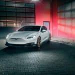 Tesla Model S Novitec 1