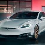 Tesla Model S Novitec 3