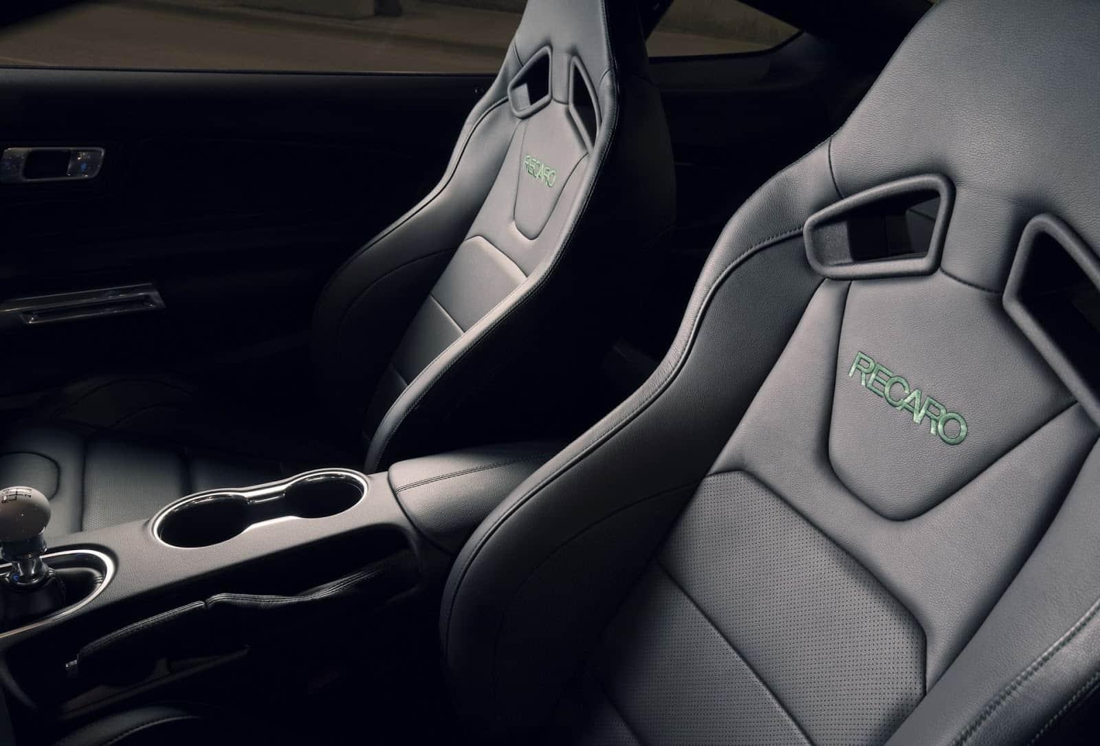 2019 Ford Mustang Bullit 10