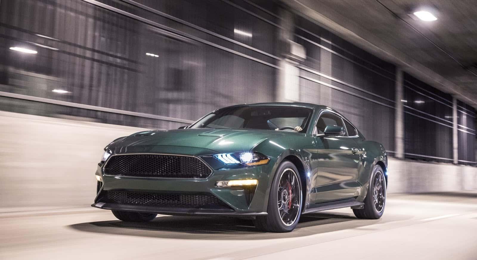 2019 Ford Mustang Bullit 2